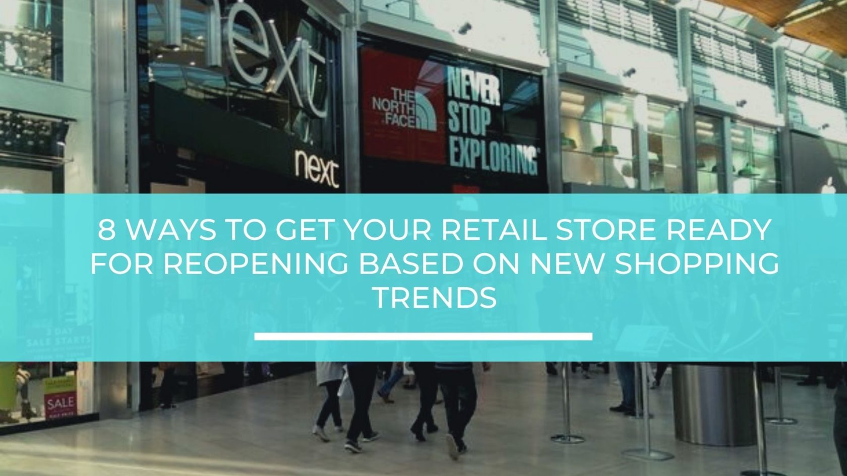 Non-essential retail roadmap to reopening